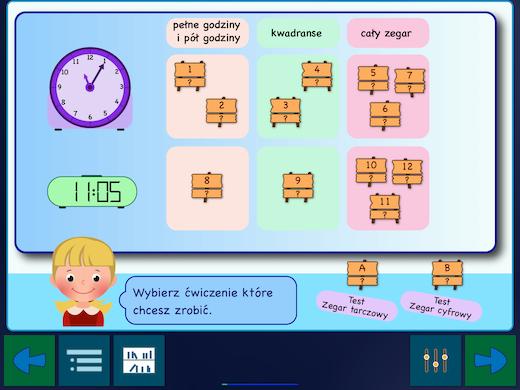 Nauka zegara dla dzieci krok po kroku. Od zegara tradycyjnego do zegara cyfrowego.